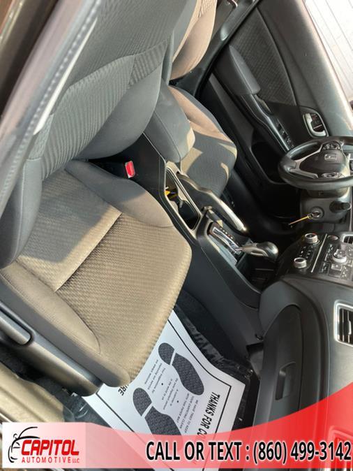 Used Honda Civic Sedan 4dr CVT LX 2014   Capitol Automotive 2 LLC. Manchester, Connecticut