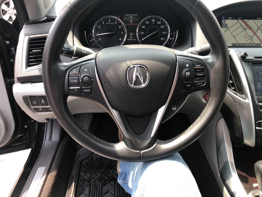 Used Acura TLX 4dr Sdn FWD Tech 2015 | Champion Auto Sales Of The Bronx. Bronx, New York