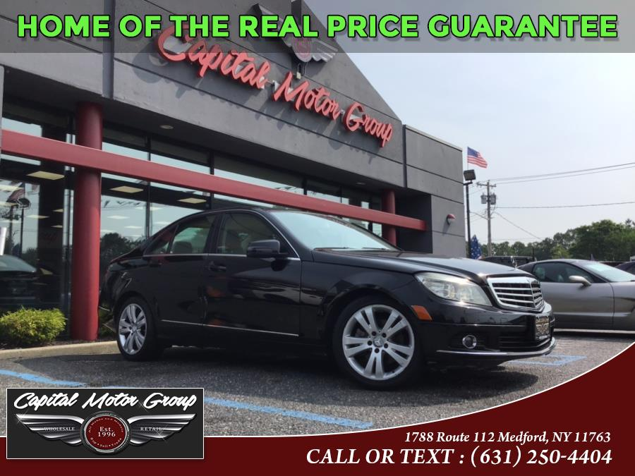 Used 2010 Mercedes-Benz C-Class in Medford, New York | Capital Motor Group Inc. Medford, New York