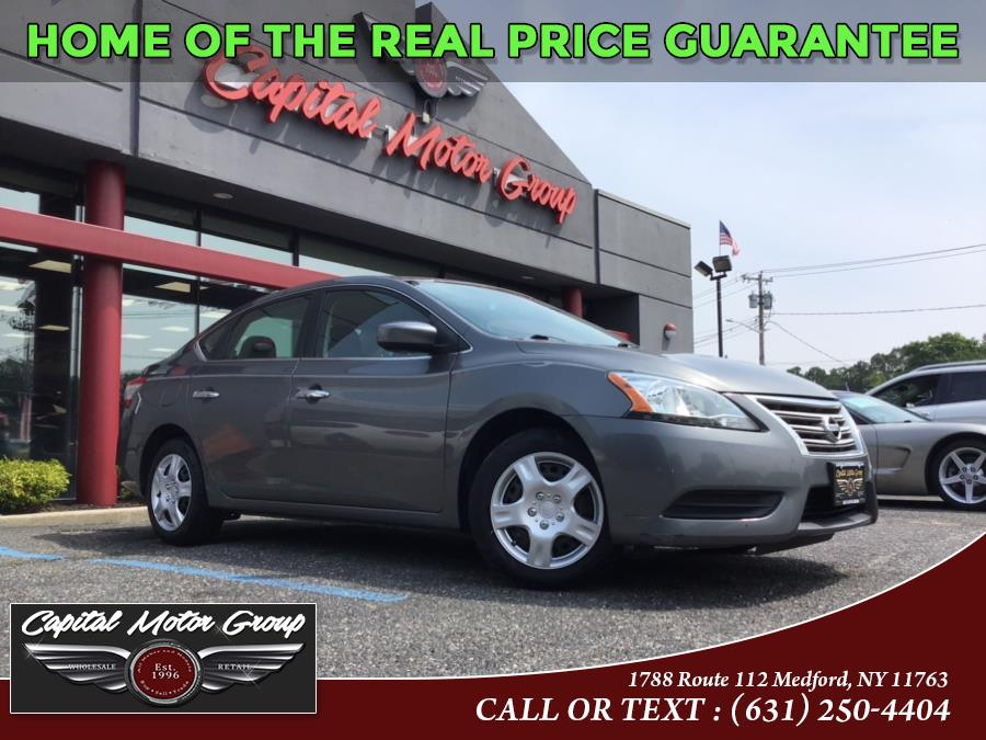 Used 2015 Nissan Sentra in Medford, New York | Capital Motor Group Inc. Medford, New York