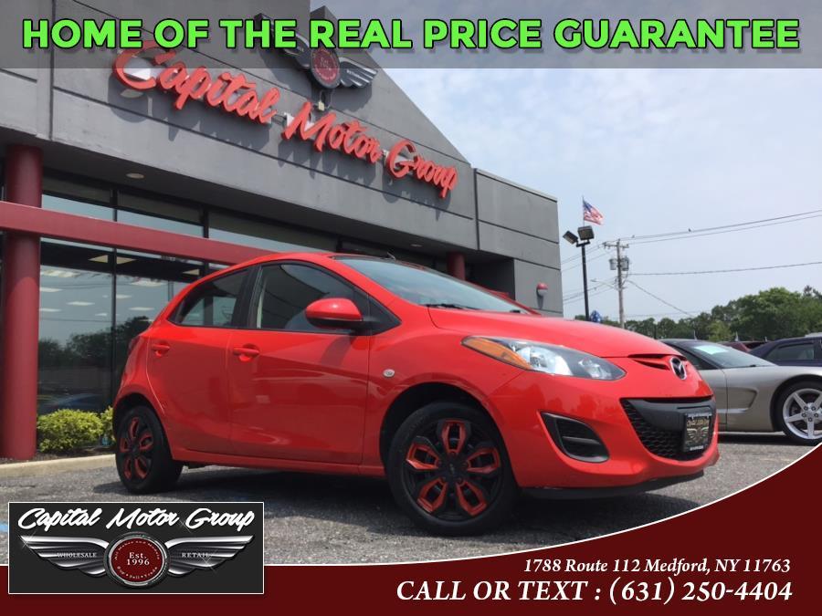 Used 2014 Mazda Mazda2 in Medford, New York | Capital Motor Group Inc. Medford, New York