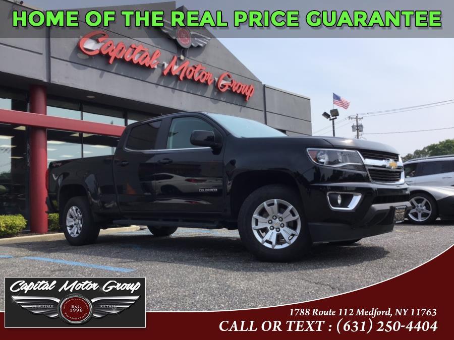 Used 2018 Chevrolet Colorado in Medford, New York | Capital Motor Group Inc. Medford, New York