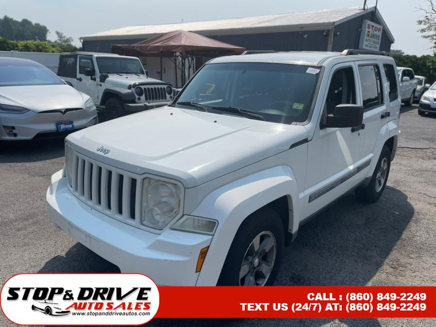 Used 2008 Jeep Liberty in East Windsor, Connecticut | Stop & Drive Auto Sales. East Windsor, Connecticut