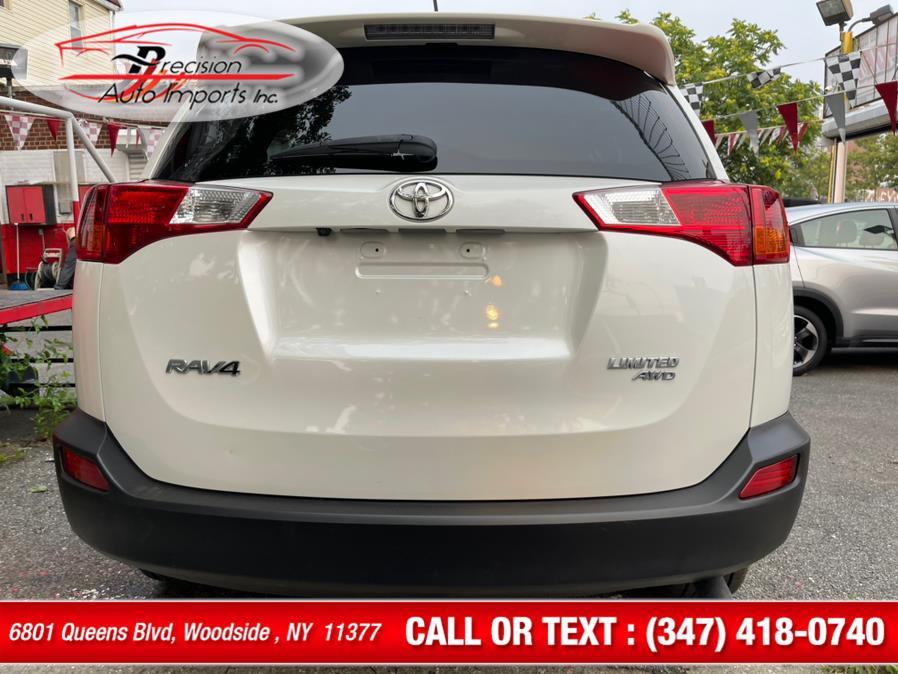 Used Toyota RAV4 AWD 4dr Limited (Natl) 2014 | Precision Auto Imports Inc. Woodside , New York