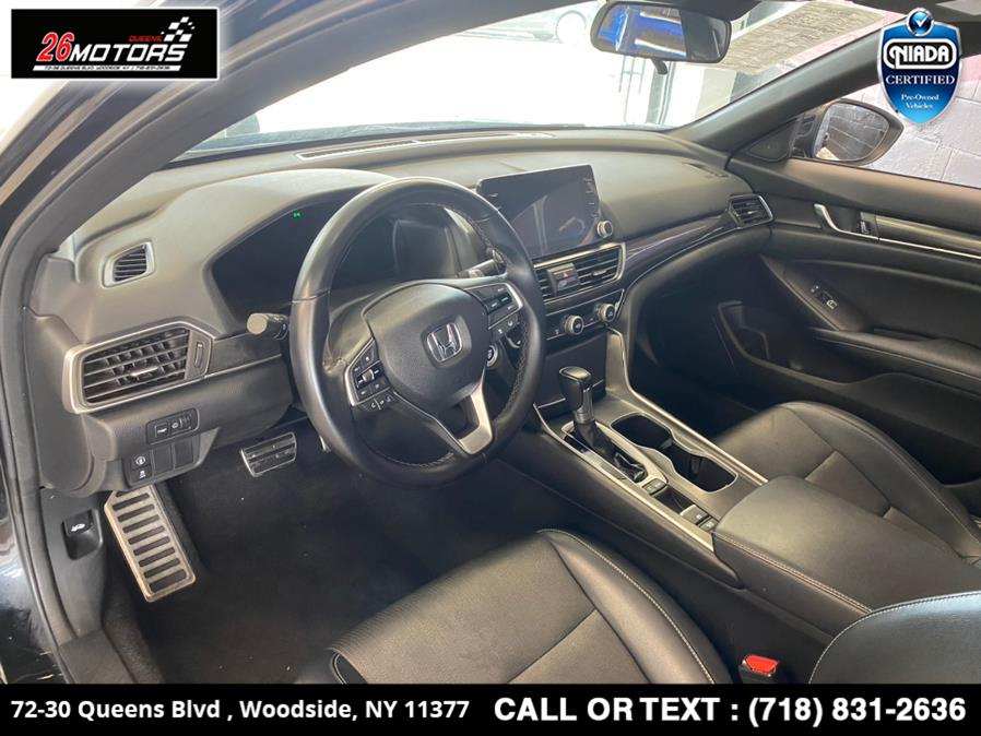 Used Honda Accord Sedan Sport 1.5T CVT 2018 | 26 Motors Queens. Woodside, New York