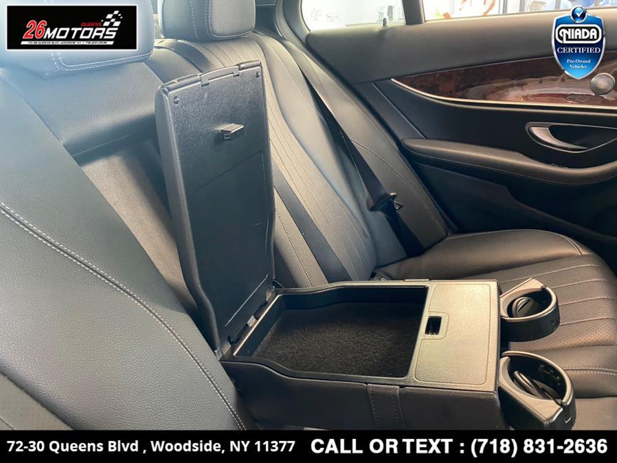 Used Mercedes-Benz E-Class E 300 4MATIC Sedan 2018   26 Motors Queens. Woodside, New York