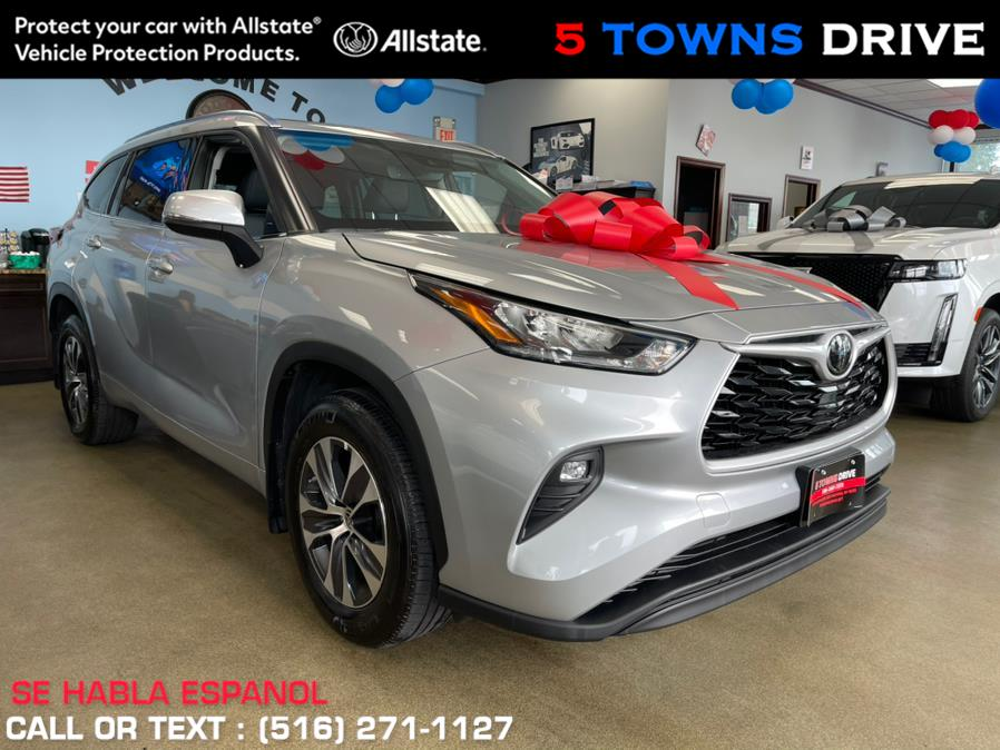 Used Toyota Highlander XLE AWD (Natl) 2020 | 5 Towns Drive. Inwood, New York