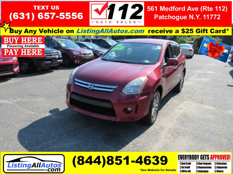 Used 2010 Nissan Rogue in Patchogue, New York   www.ListingAllAutos.com. Patchogue, New York