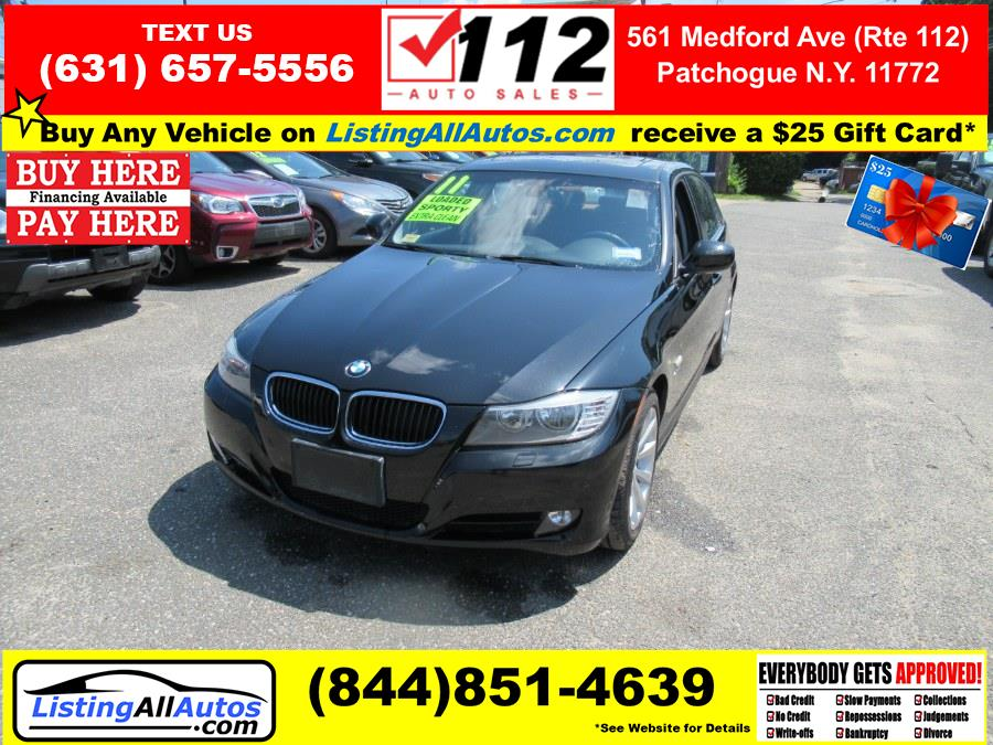 Used BMW 3 Series 4dr Sdn 328i xDrive AWD South Africa 2011   www.ListingAllAutos.com. Patchogue, New York