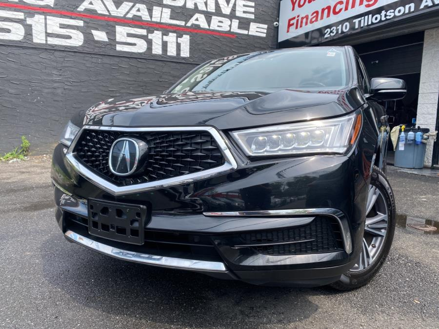 Used 2017 Acura MDX in Bronx, New York | Champion Auto Sales. Bronx, New York