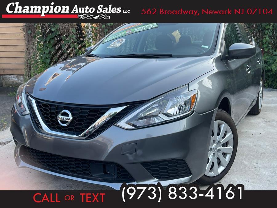 Used 2019 Nissan Sentra in Newark, New Jersey | Champion Auto Sales. Newark, New Jersey