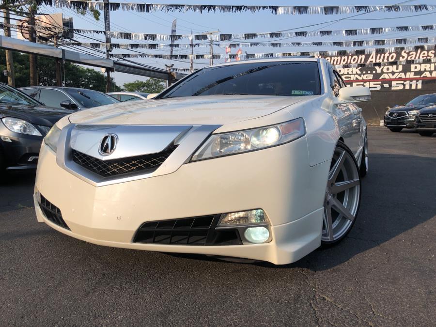 Used 2011 Acura TL in Bronx, New York | Champion Auto Sales. Bronx, New York