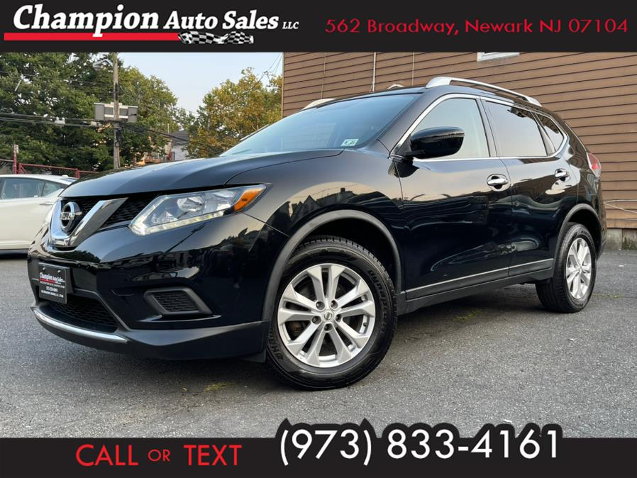 Used 2016 Nissan Rogue in Newark, New Jersey | Champion Auto Sales. Newark, New Jersey