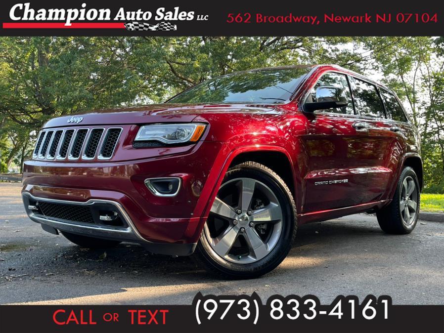 Used 2016 Jeep Grand Cherokee in Newark, New Jersey | Champion Auto Sales. Newark, New Jersey