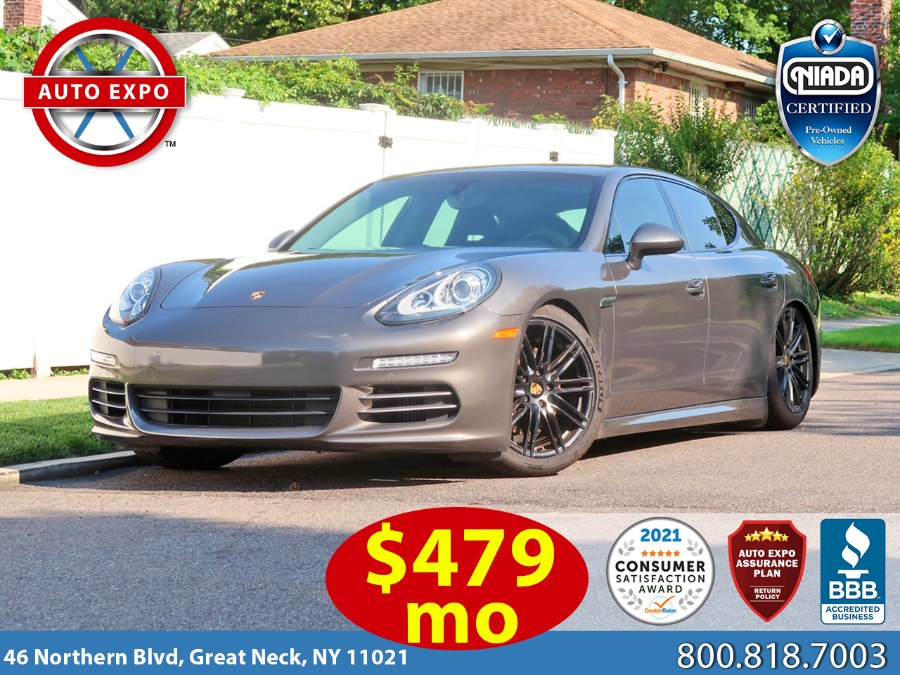 Used 2015 Porsche Panamera in Great Neck, New York | Auto Expo Ent Inc.. Great Neck, New York