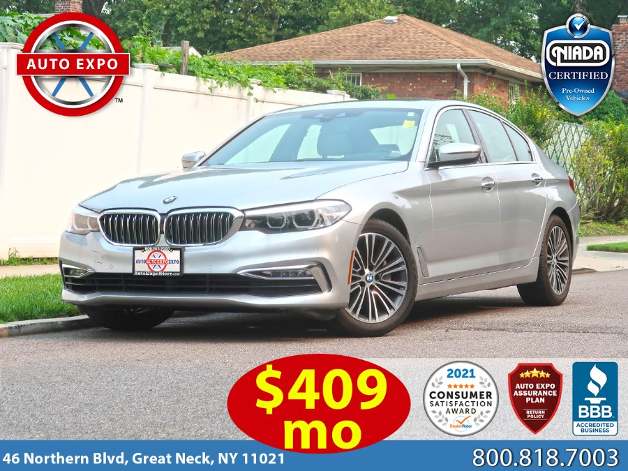 Used BMW 5 Series 540i xDrive 2018 | Auto Expo Ent Inc.. Great Neck, New York