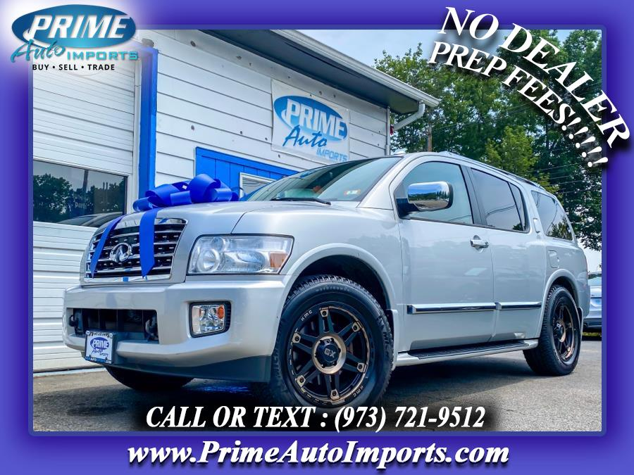 Used 2009 Infiniti QX56 in Bloomingdale, New Jersey | Prime Auto Imports. Bloomingdale, New Jersey