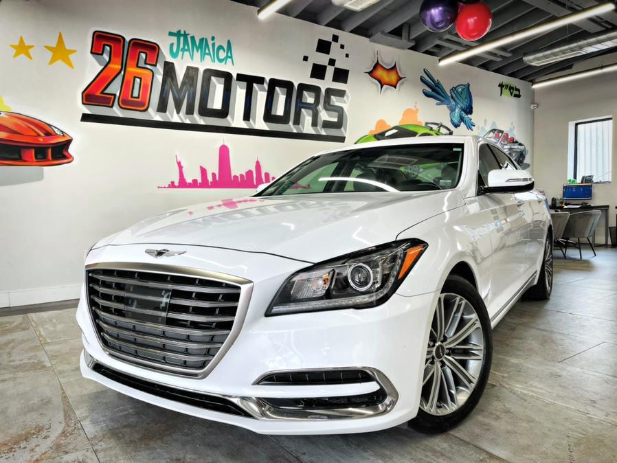Used 2018 Genesis G80 in Hollis, New York | Jamaica 26 Motors. Hollis, New York