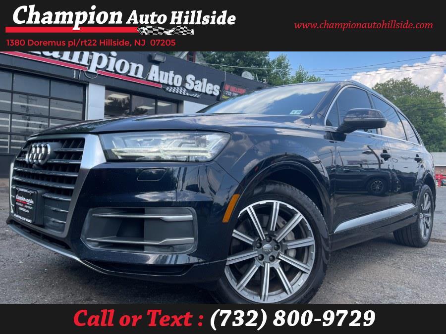 Used 2018 Audi Q7 in Hillside, New Jersey | Champion Auto Hillside. Hillside, New Jersey
