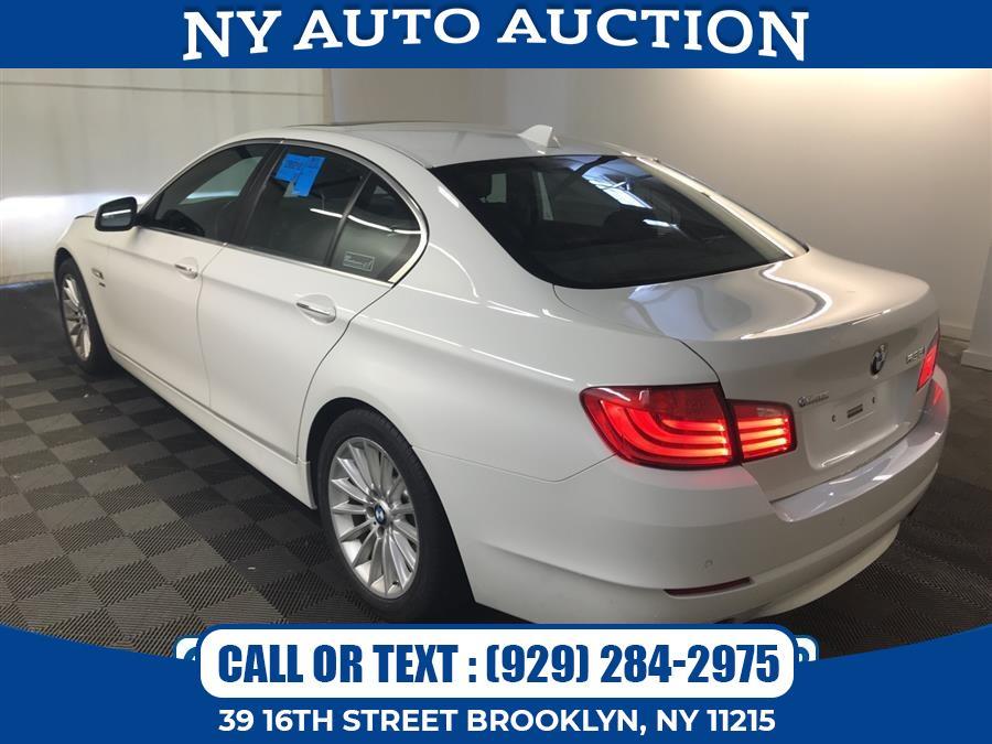 Used BMW 5 Series 4dr Sdn 535i xDrive AWD 2011   NY Auto Auction. Brooklyn, New York
