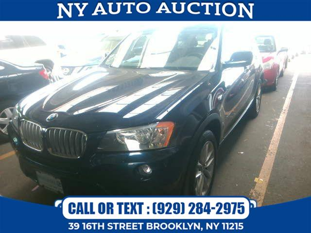 2013 BMW X3 AWD 4dr xDrive28i, available for sale in Brooklyn, NY