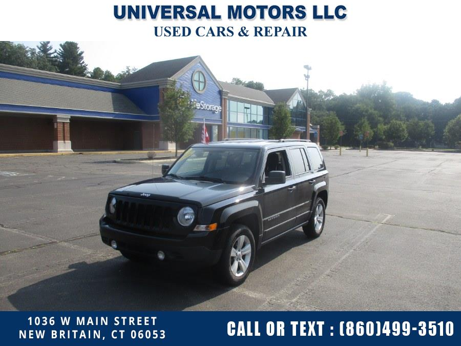Used 2016 Jeep Patriot in New Britain, Connecticut | Universal Motors LLC. New Britain, Connecticut