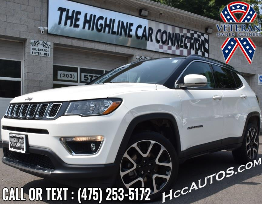 Used Jeep Compass Limited 4x4 2018 | Highline Car Connection. Waterbury, Connecticut