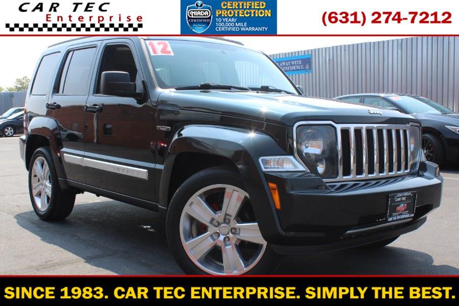 Used Jeep Liberty 4WD 4dr Limited Jet 2012 | Car Tec Enterprise Leasing & Sales LLC. Deer Park, New York