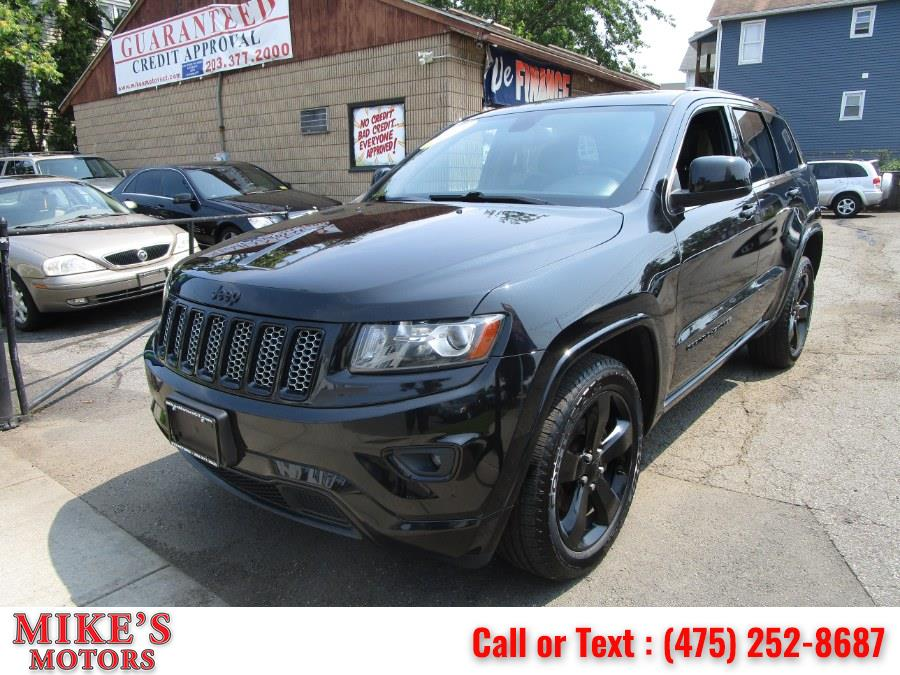 Used Jeep Grand Cherokee 4WD 4dr Altitude 2014 | Mike's Motors LLC. Stratford, Connecticut
