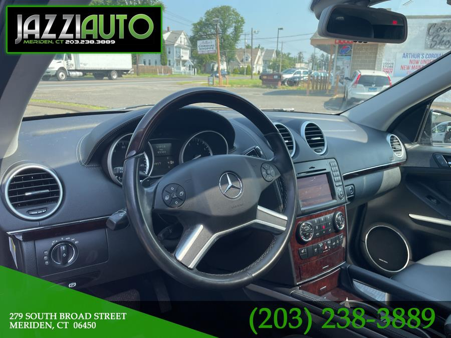 Used Mercedes-Benz GL-Class 4MATIC 4dr GL450 2011 | Jazzi Auto Sales LLC. Meriden, Connecticut