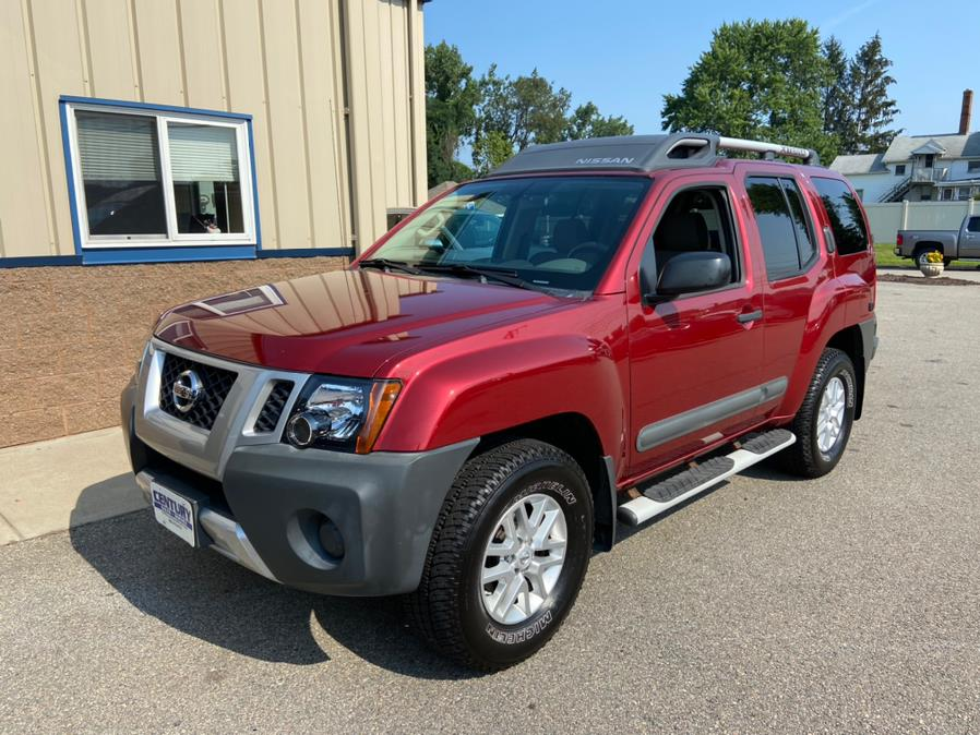 Used 2014 Nissan Xterra in East Windsor, Connecticut | Century Auto And Truck. East Windsor, Connecticut