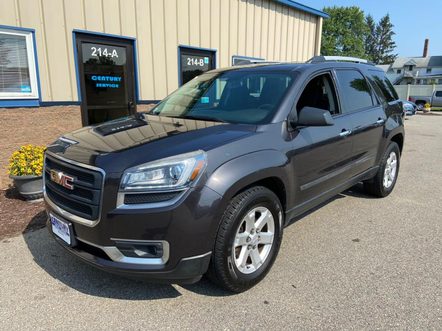 Used 2014 GMC Acadia in East Windsor, Connecticut | Century Auto And Truck. East Windsor, Connecticut