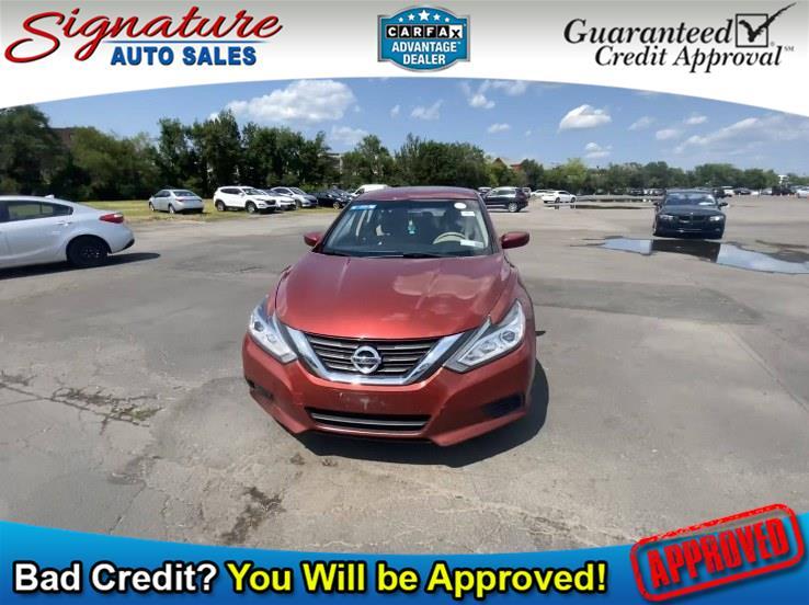 Used Nissan Altima 4dr Sdn I4 2.5 S 2016 | Signature Auto Sales. Franklin Square, New York