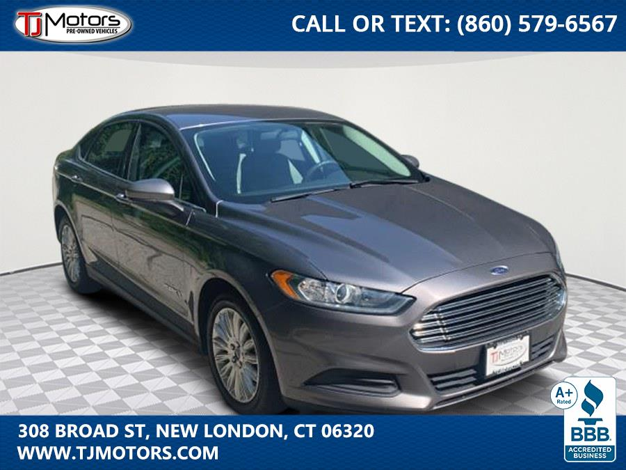 Used 2014 Ford Fusion in New London, Connecticut | TJ Motors. New London, Connecticut