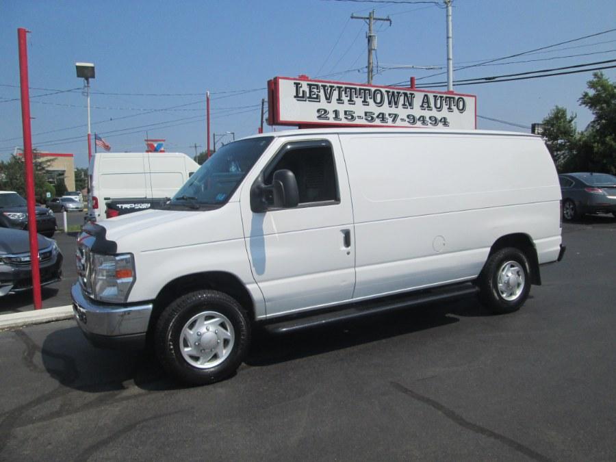 Used 2014 Ford Econoline Cargo Van in Levittown, Pennsylvania | Levittown Auto. Levittown, Pennsylvania
