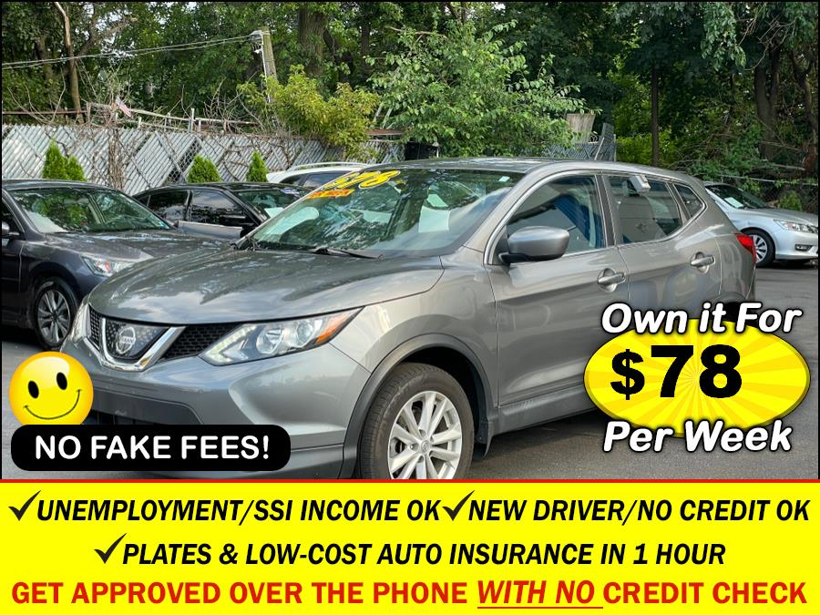 Used 2018 Nissan Rogue Sport in Rosedale, New York | Sunrise Auto Sales. Rosedale, New York
