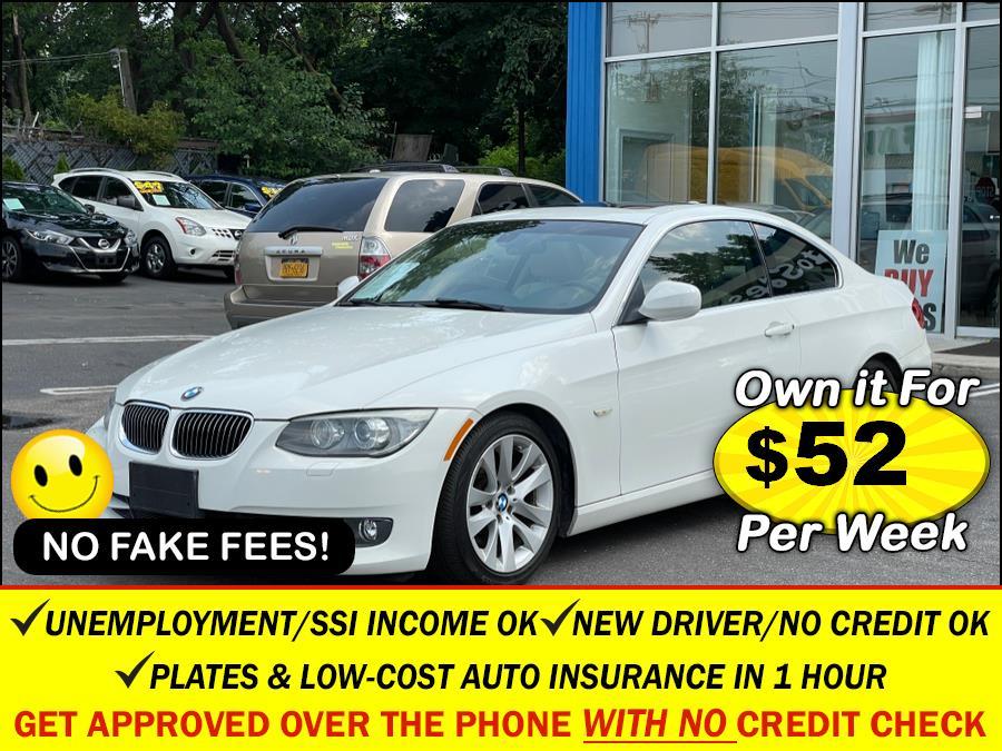 Used 2012 BMW 3 Series in Rosedale, New York | Sunrise Auto Sales. Rosedale, New York