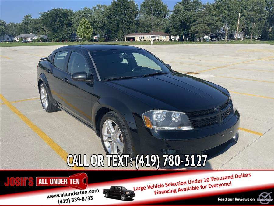 Used 2014 Dodge Avenger in Elida, Ohio | Josh's All Under Ten LLC. Elida, Ohio