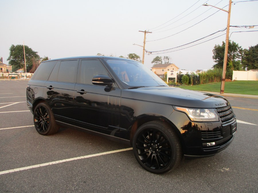 Used Land Rover Range Rover 4WD 4dr HSE 2016   South Shore Auto Brokers & Sales. Massapequa, New York
