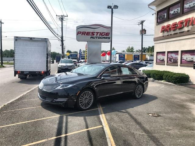 Used Lincoln Mkz Base 2016 | Prestige Auto Cars LLC. New Britain, Connecticut
