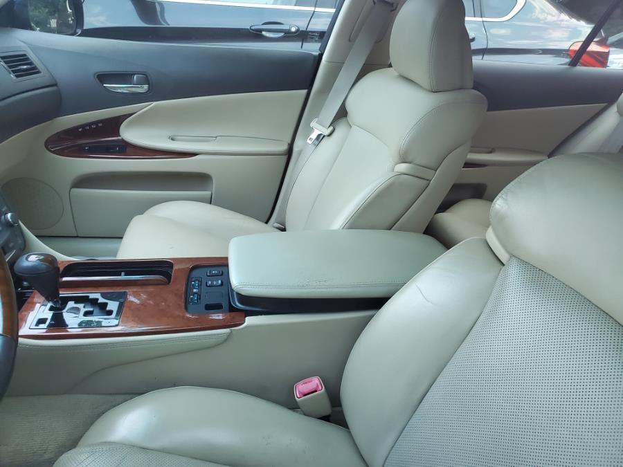 Used Lexus GS 350 4dr Sdn AWD 2007   Capital Lease and Finance. Brockton, Massachusetts