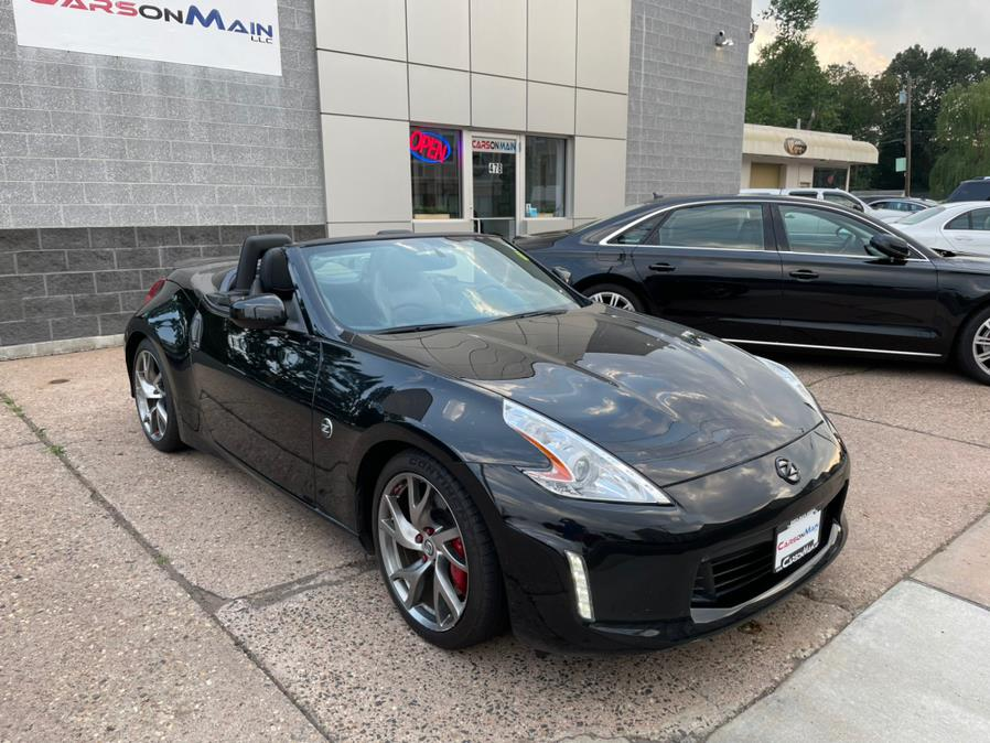 Used Nissan 370Z 2dr Roadster Auto 2016 | Carsonmain LLC. Manchester, Connecticut