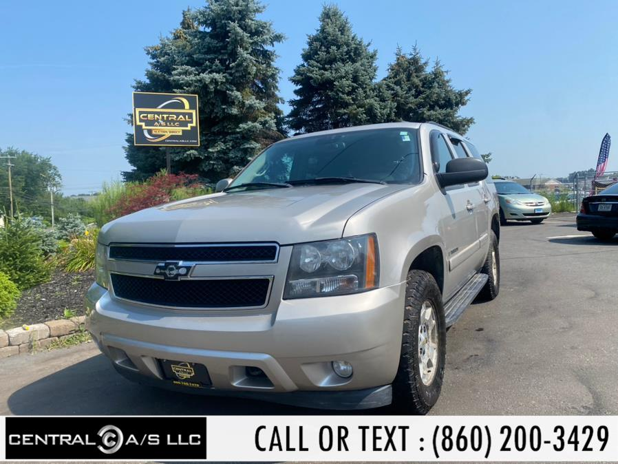 Used Chevrolet Tahoe 4WD 4dr 1500 LS 2008 | Central A/S LLC. East Windsor, Connecticut