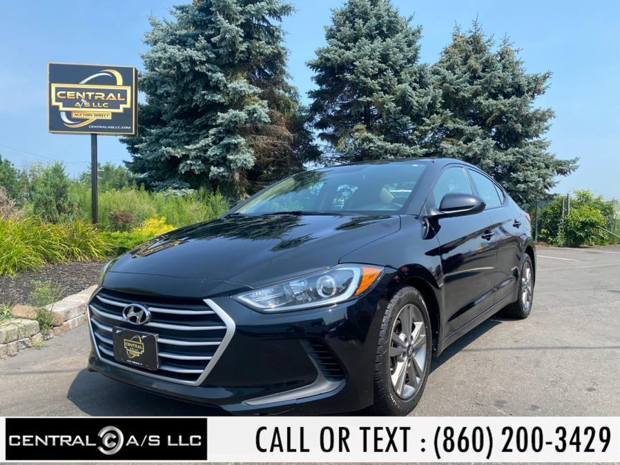 Used Hyundai Elantra Limited 2.0L Auto (Alabama) *Ltd Avail* 2017   Central A/S LLC. East Windsor, Connecticut