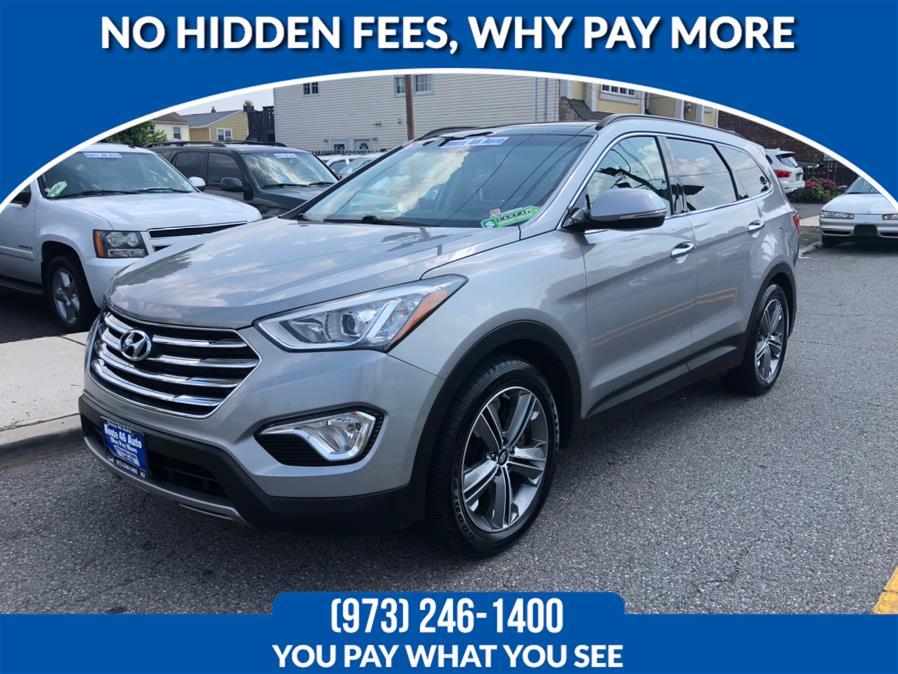 Used Hyundai Santa Fe AWD 4dr Limited 2016 | Route 46 Auto Sales Inc. Lodi, New Jersey