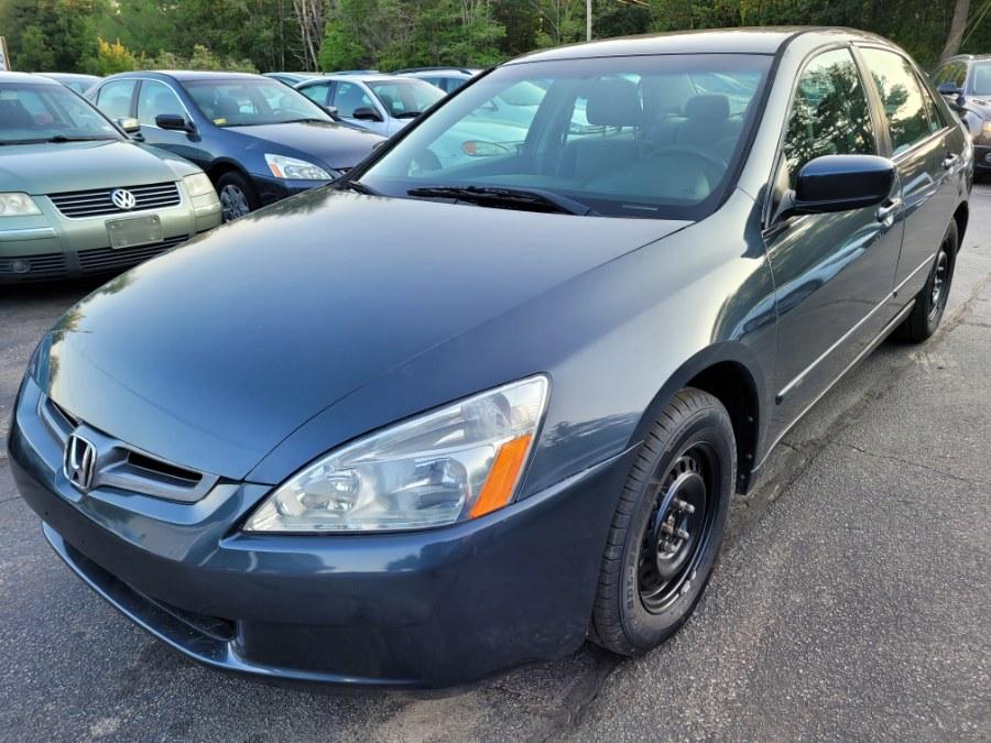 Used 2004 Honda Accord Sdn in Auburn, New Hampshire | ODA Auto Precision LLC. Auburn, New Hampshire