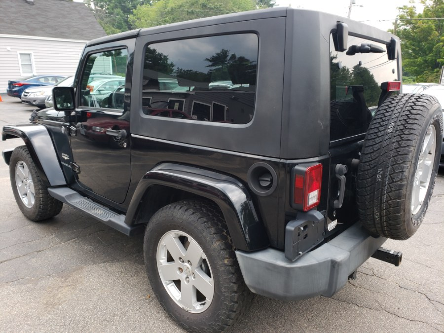 Used Jeep Wrangler 4WD 2dr Sahara 2007 | ODA Auto Precision LLC. Auburn, New Hampshire