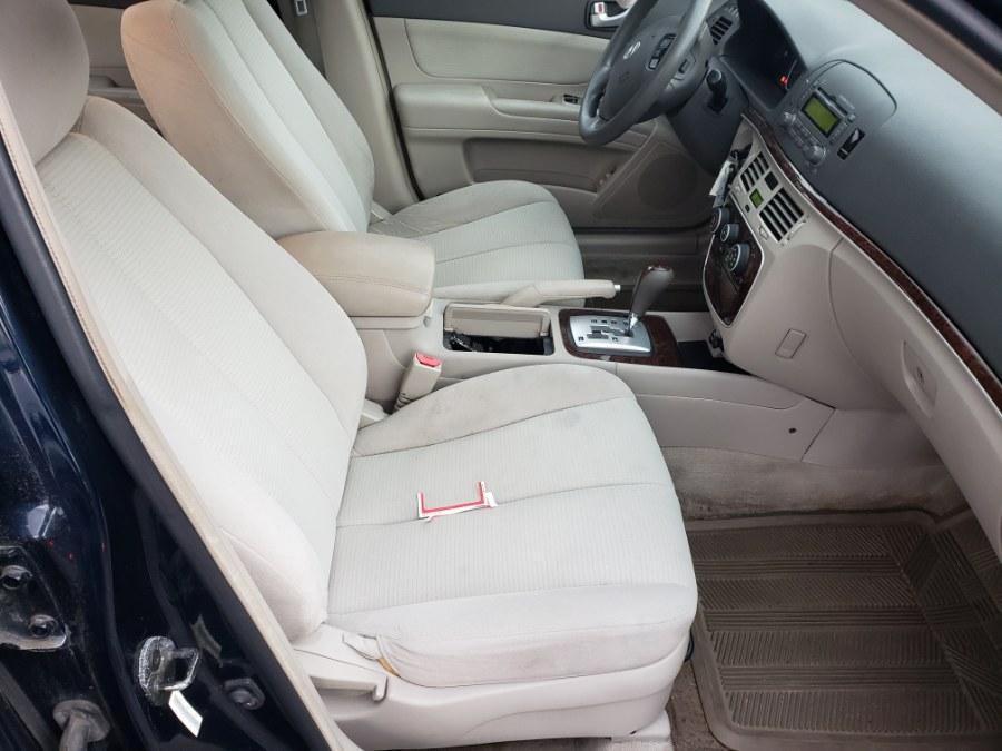 Used Hyundai Sonata 4dr Sdn I4 Auto GLS 2008 | ODA Auto Precision LLC. Auburn, New Hampshire