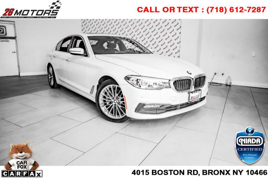 Used BMW 5 Series 530i xDrive Sedan 2018 | 26 Motors Corp. Bronx, New York