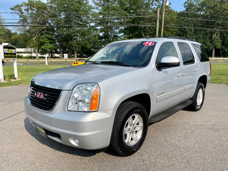 Used GMC Yukon 4WD 4dr SLT 2014   Mike And Tony Auto Sales, Inc. South Windsor, Connecticut